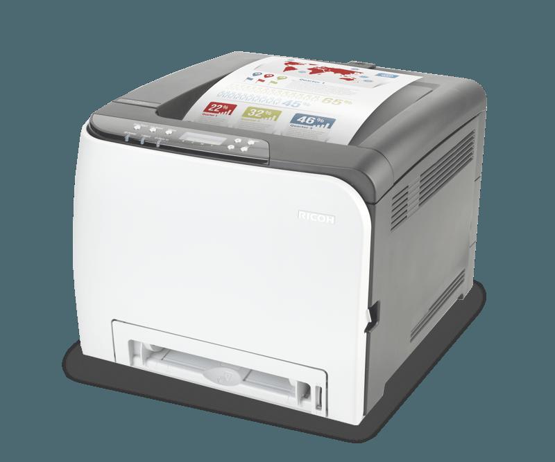 SPC250DN stampante Ricoh