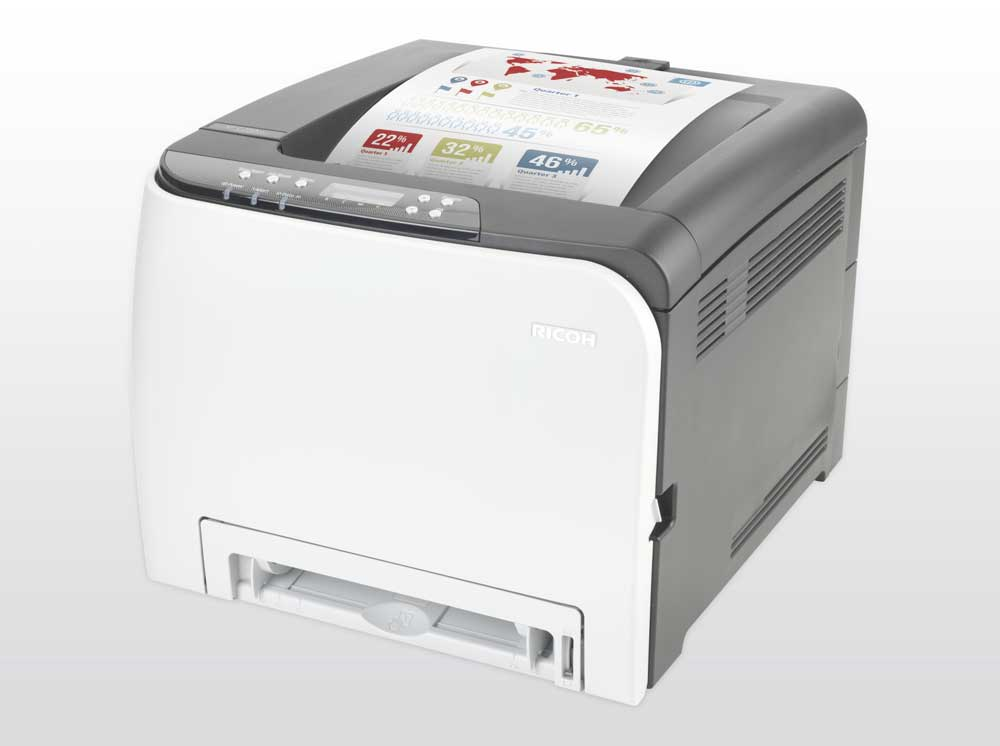 SPC250DN stampante1