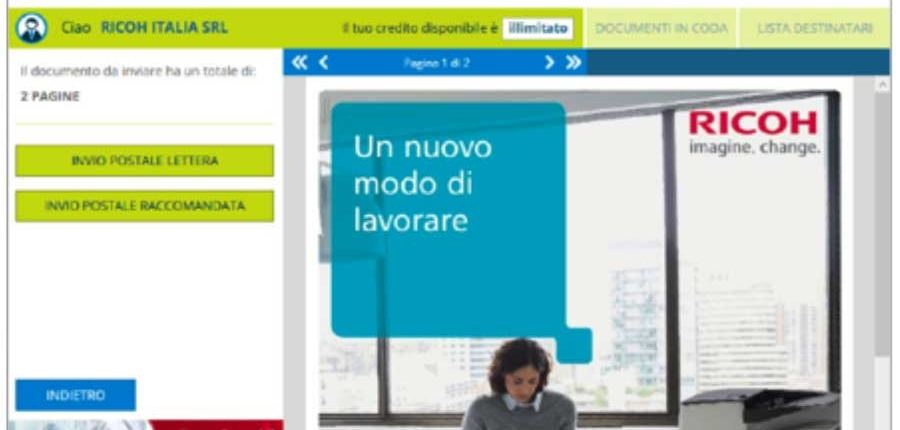 Software Posta pronta Monza Brianza